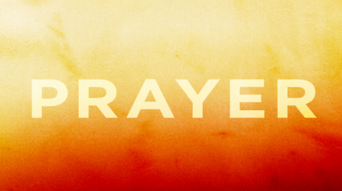 """Prayer for Grace and Power"""