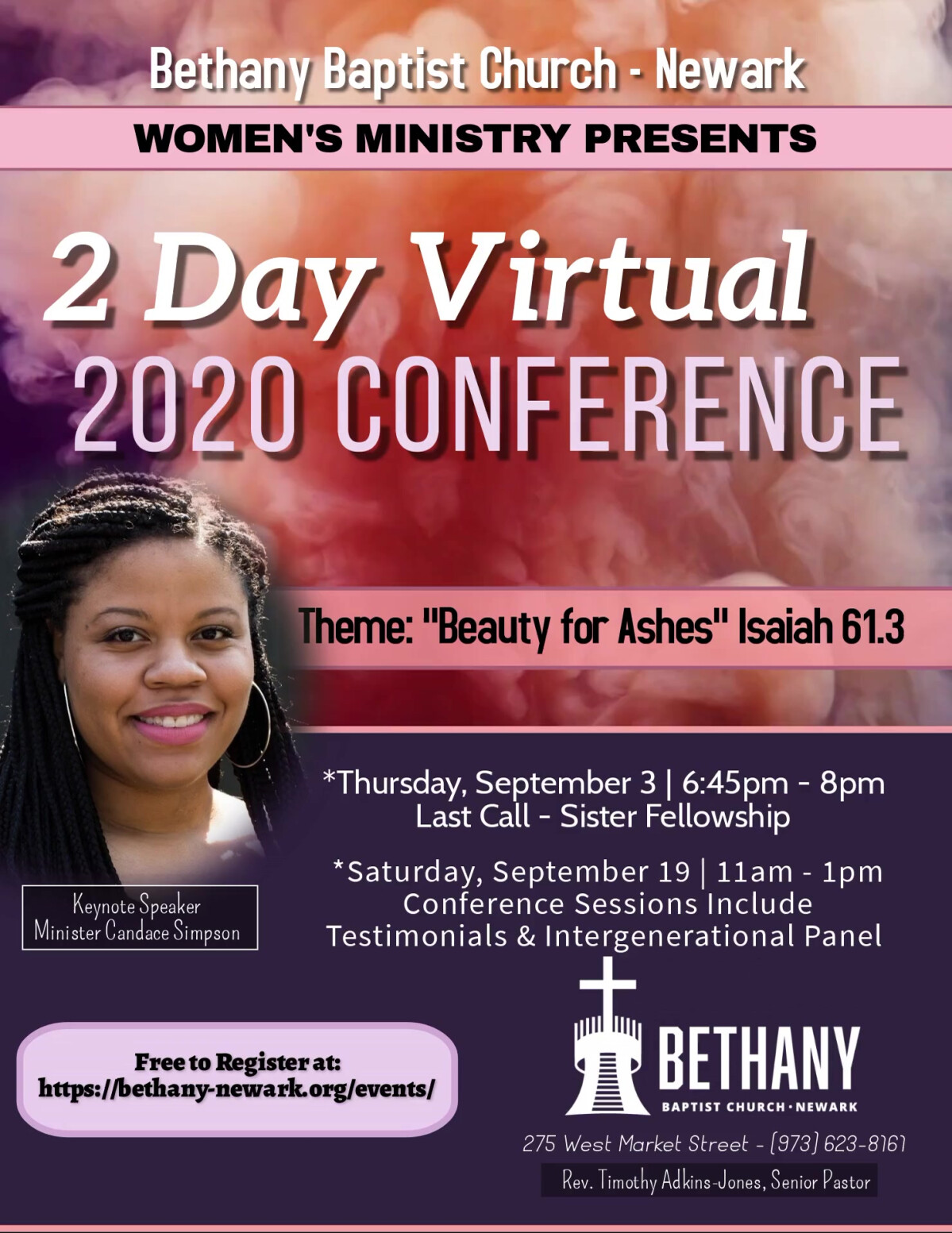 Virtual Women's Conference 2020 Day #2