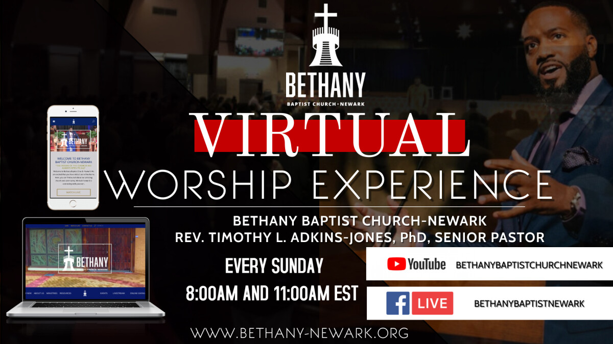 Sunday Virtual Worship Service