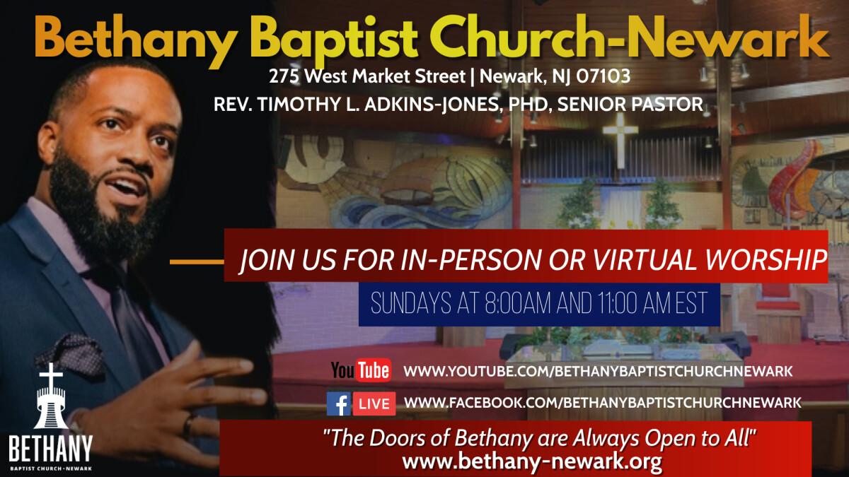 Sunday Hybrid Worship Service